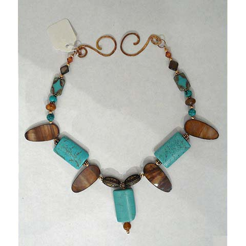Turquoise Set, by Vicki Williams