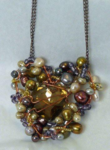 Pearl Heart 1, by Sherri Gleason