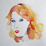 Blonde, by Annie Clavel