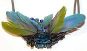 Blue Stones & Feathers, by Sherri Gleason